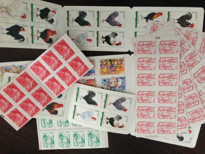 Timbres 3