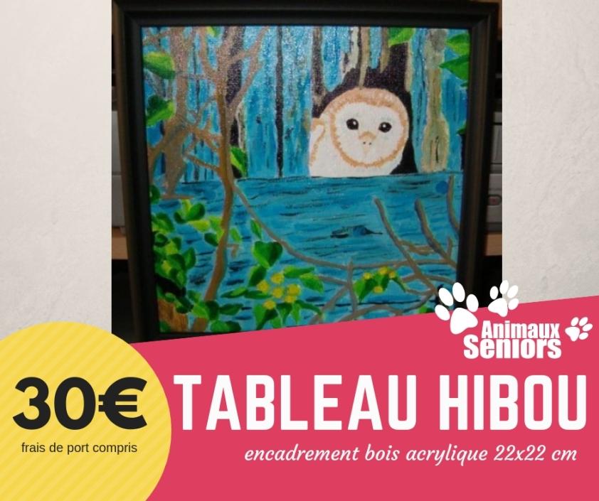 Tableau Hibou